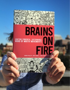 boek brains on fire